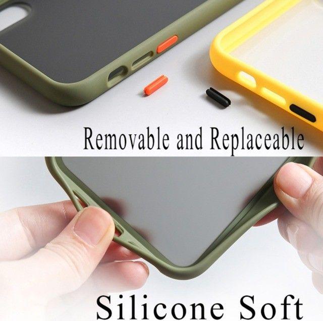 Capa de Proteção Silicone Xiaomi Mi Note 10 Normal Pro Lite - Foto 6