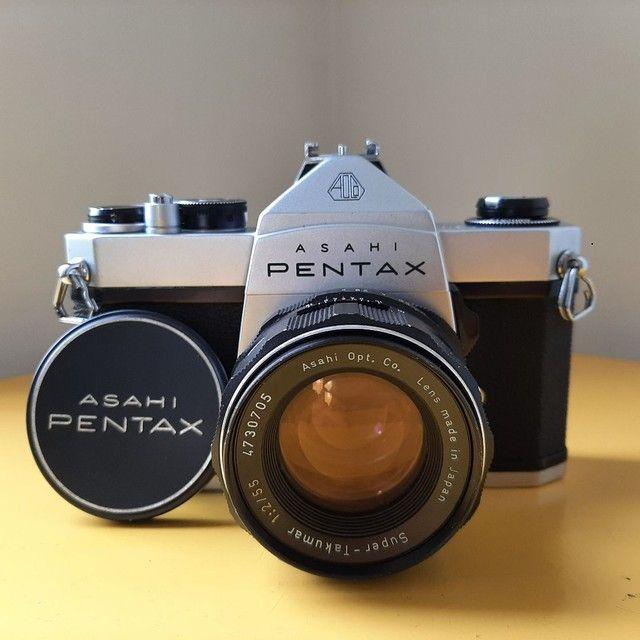 Camera analogica pentax sp 500