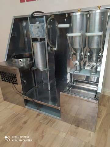 Vendo máquina de churros impecável 1900 reais - Foto 3