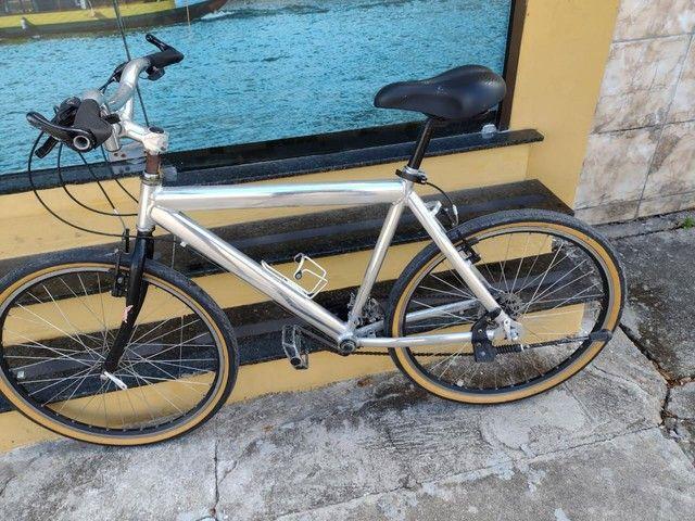 Bike de alumínio sundawn - Foto 2