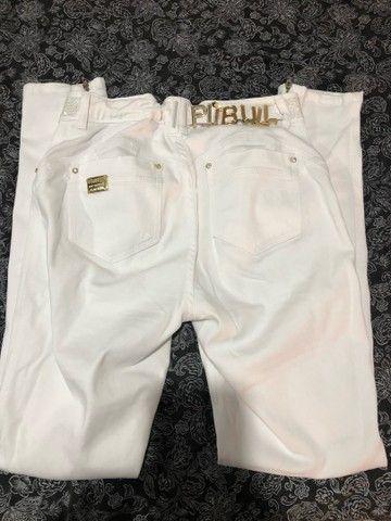Calças novas na etiqueta Pit Bull e Rhero jeans  - Foto 2