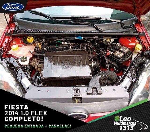 Fiesta 2014 1.0 Flex Completo Mensais a partir de 629,00 - Foto 3
