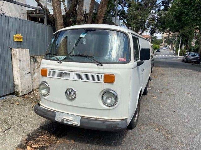VW Kombi Furgão 1989
