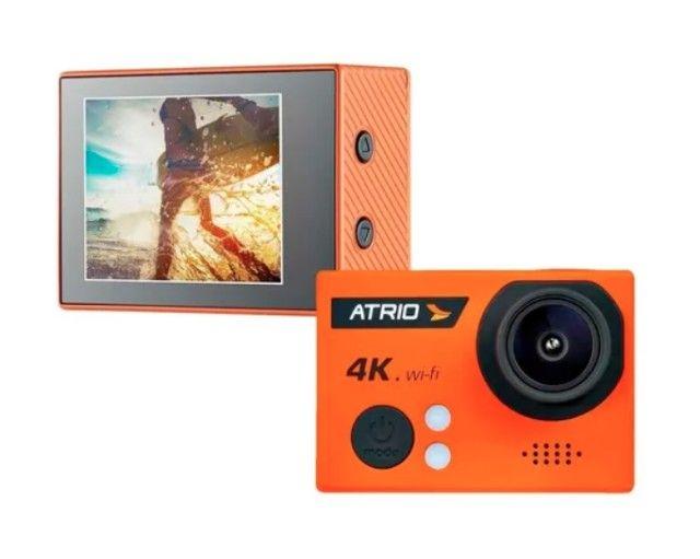 Câmera de Ação FullSport 4K Átrio - Foto 3