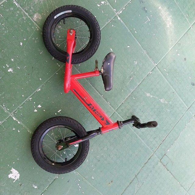 Cadeira criança triciclo carrinho bicicleta  - Foto 4