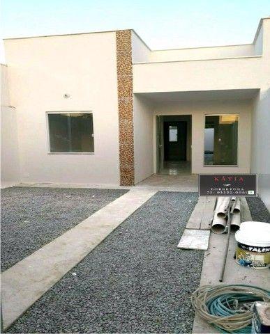 Casa e Top com Suíte -Belíssima - na Conceição só 145mil