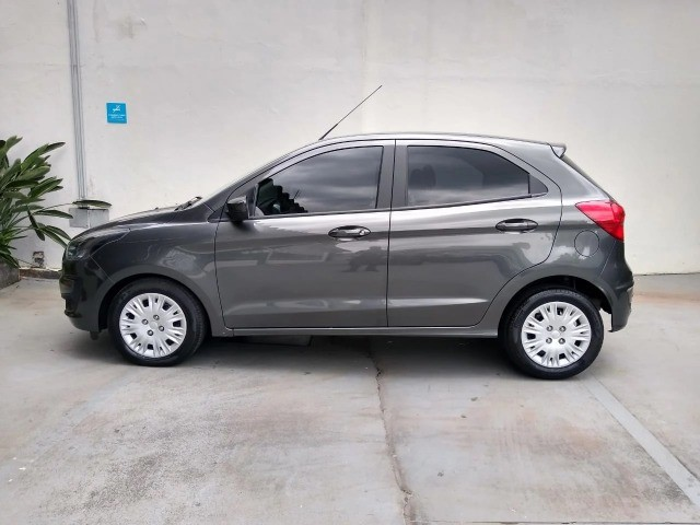 Ford Ka Se Plus 1.5 Automatico 2020 Cinza  - Foto 3
