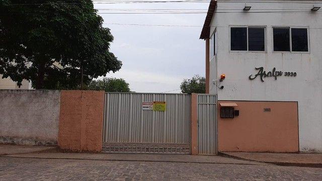 Vende-se apartamento térreo Cond. Asalpi, bairro Morros, Teresina-PI