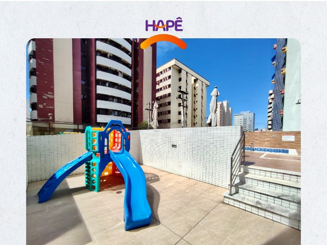 Apartamento Quarto e Sala próximo ao mar com área útil de 47m² na Jatiúca - Foto 5