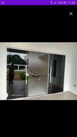 Fazemos manutenção de blindex portões de aluminio - Foto 5