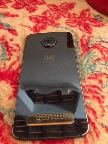 MotoZ3 com snap de caixinha JBL  - Foto 3