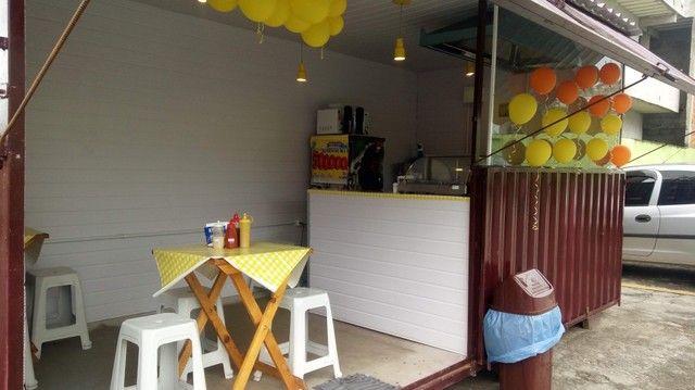 Vendo container pastelaria com ponto fixo - Foto 3