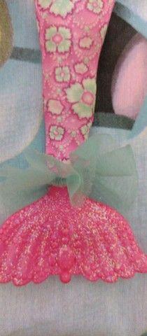 Barbie fada e sereia  - Foto 5
