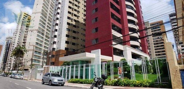 Apartamento com 3 dormitórios à venda, 140 m² por R$ 900.000,00 - Mucuripe - Fortaleza/CE