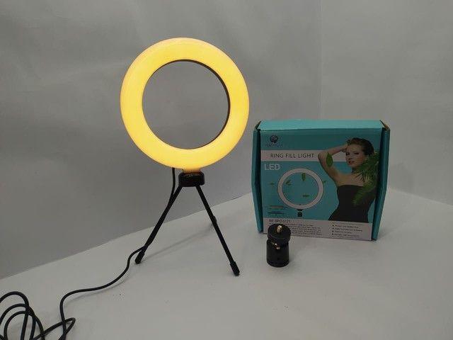 Ring Light de mesa  - Foto 2