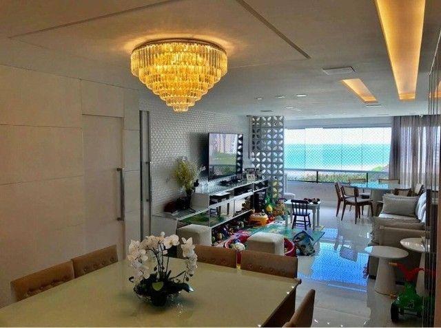 AB182 - Apartamento vista mar/ 03 suítes/ em andar alto