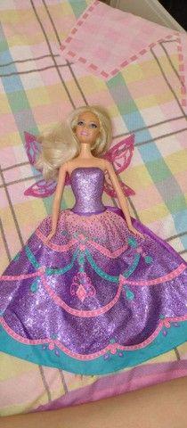 Barbie fada e sereia  - Foto 2