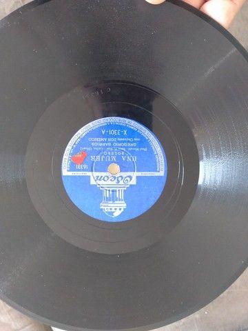3 álbuns com 32 discos de 72 rotações em Carnaúba - Samba, Bolero, Frevo, Choro e etc.  - Foto 4