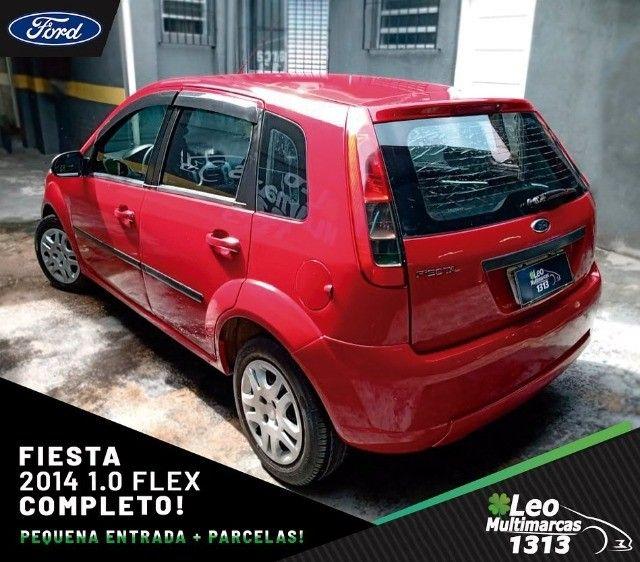 Fiesta 2014 1.0 Flex Completo Mensais a partir de 629,00 - Foto 8