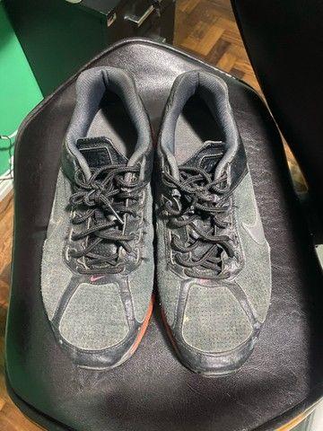 Tênis Nike Air Max Leather 2013 Vermelho nº 43