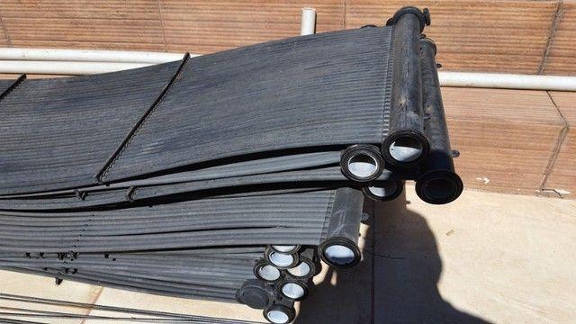 Vendo Placa coletor aquecedor solar pscina