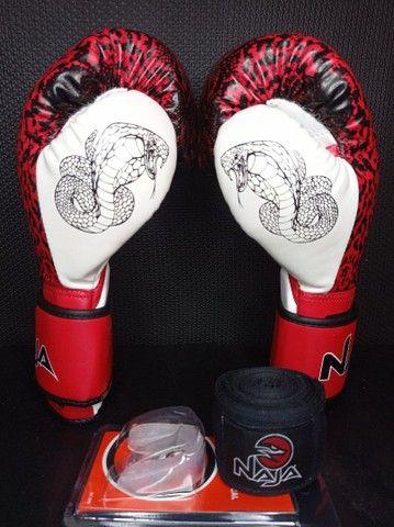 Luvas de Kickboxing/Muay Thai