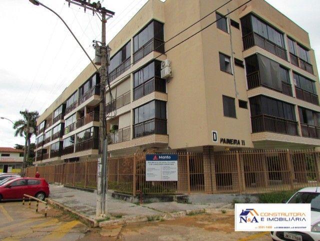 Apartamento Reformado no Edifício Paineiras, Quadra 2 Sobradinho - Foto 14