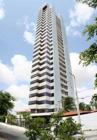 Rio Arauá* - Cabo Branco - 01 por andar - Andar alto - 220 m² - 04 stes + DCE - Ambientado