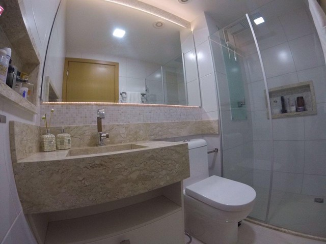 Lindo apartamento 2 quartos GamaGGiore ! - Foto 11