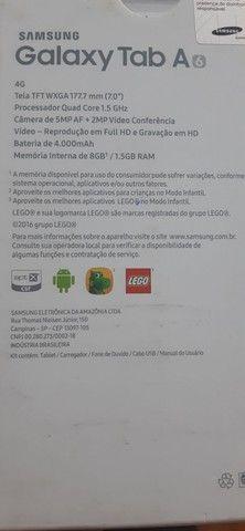 Samsung galaxy tab A6 com nota fiscal - Foto 5