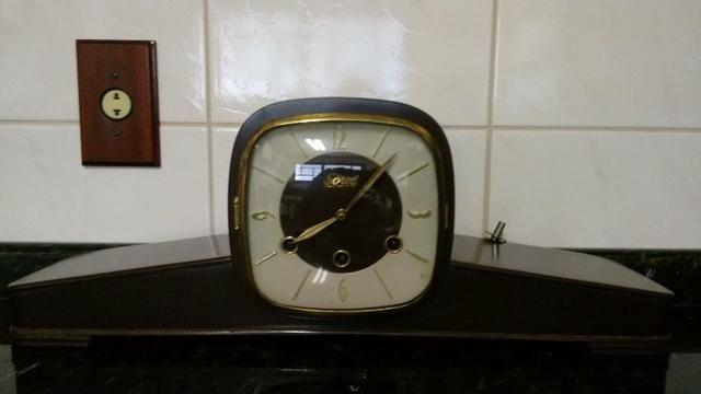Relógio de Carrilhão