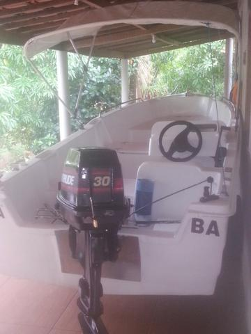 Lancha Mistral 500