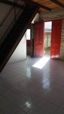 Ca0452 - Casa, no Centro, 2 Dormitórios