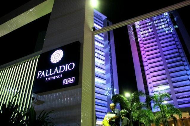 Palladio - Andar Alto - Mobiliado