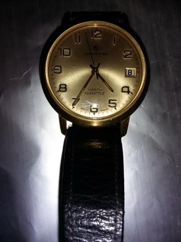 Relógio Alemão antigo movimento a quartzo