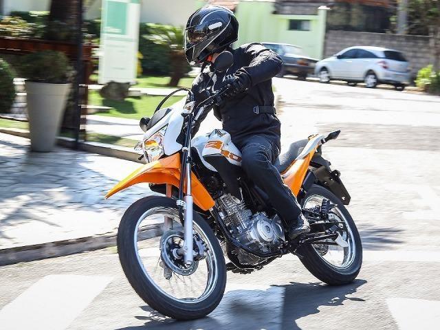 Motos Fazer o motor completo da Bros 150 e 160 R$ 250,00 (mão de obra) - Foto 3