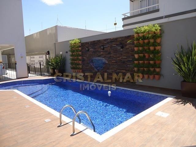 Apartamento em condominio com piscina - Cod 237
