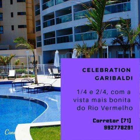 13e4b559d6 Celebration Garibaldi! 59 metros com 1 4 - Varanda Gourmet no Rio Vermelho -