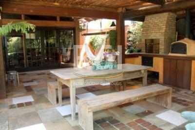 Casa de condomínio à venda com 5 dormitórios em Belém novo, Porto alegre cod:FE3243 - Foto 16