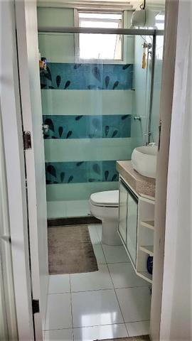 Ótimo Apartamento 3 Quartos com Suíte no Condomínio Buganville em Morada de Laranjeiras - Foto 10