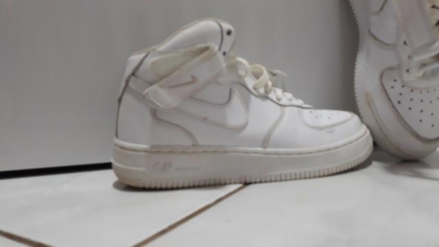 4adc4bbf694 Tênis Nike Air Force - Roupas e calçados - Samambaia Sul