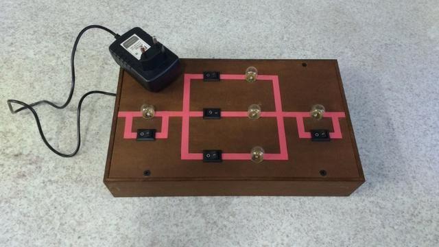 Circuito Em Série : Construyendo una casa inteligente los circuitos eléctricos diwo