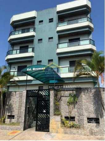 Apartamento à venda com 2 dormitórios em Caiçara, Praia grande cod:ES290