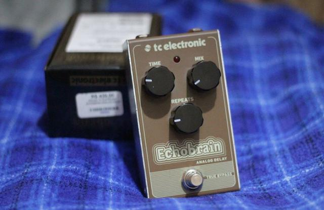 Pedal Delay Tc Electronic + Forte