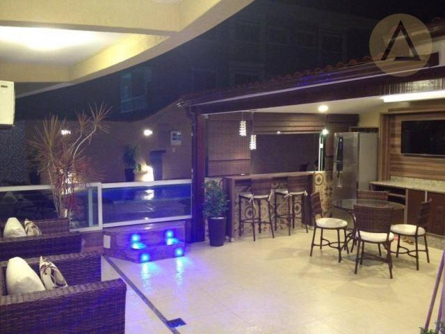 Apartamento à venda, 200 m² por r$ 790.000 - costazul - rio das ostras/rj - Foto 4