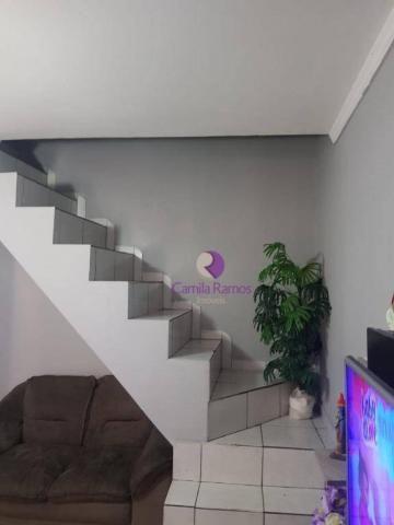 Sobrado com 2 dormitórios à venda, 80 m² por R$ 290.000 - Jardim São Paulo(Zona Leste) - S - Foto 5