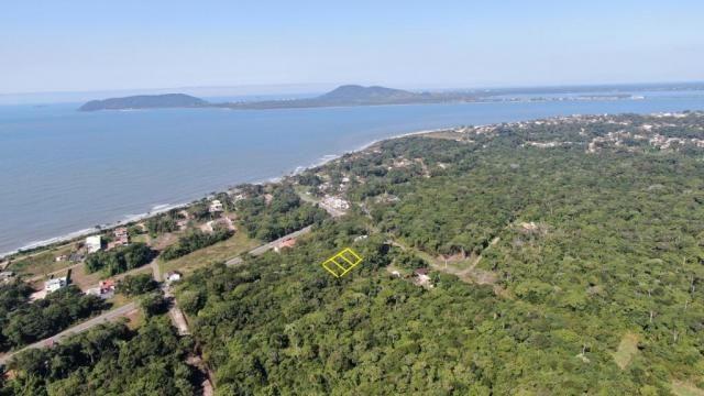 Terreno à venda, 1125 m² por r$ 180.000 - rosa dos ventos - itapoá/sc
