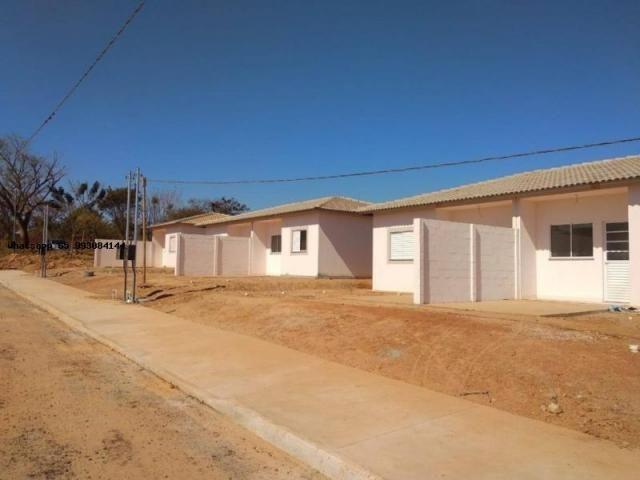 Casa para venda em várzea grande, paiaguas, 2 dormitórios, 1 banheiro, 2 vagas - Foto 16