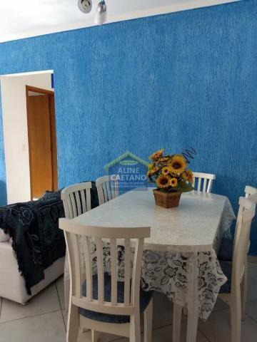 Apartamento à venda com 1 dormitórios em Tupi, Praia grande cod:LC0344 - Foto 18