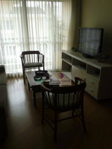 Apartamento residencial à venda, conjunto residencial irai, suzano. - Foto 11